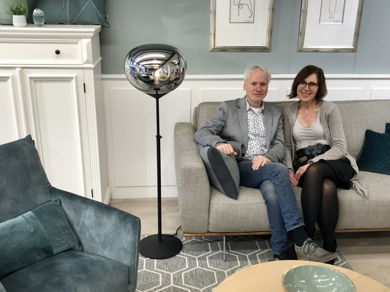 Wir beraten Sie gern - Horst Schweers und Susanne Schweers